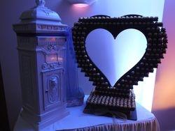 Ferrero rocher heart hire barnsley