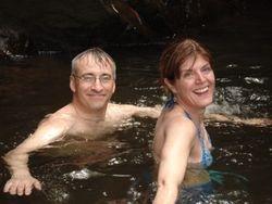 Refreshing dip