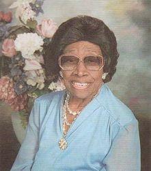 Mother Minnie Grandberry