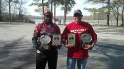 2nd Place and Lunker