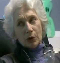 Diane Holland in Casualty (BBC TV, 2001)