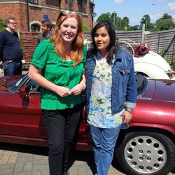 Celebrity Antiques Road Trip 2013