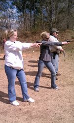 4-2-11 at the range
