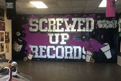 Screwed Up Records and Tapes, Houston, TX