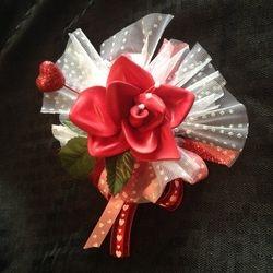 Balloon Fantasy Flower Corsage