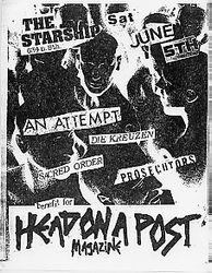 1982-06-05 Starship, Milwaukee, WI