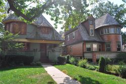Frank Lloyd Wright Designed Homes, Oak Park