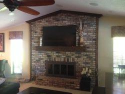 Chip's Fireplace- Plantation