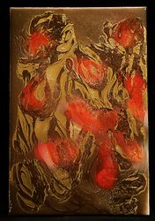 Flame petals