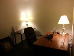 Our Transcription Room