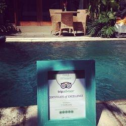 Award winning Tri Sandhya Villa
