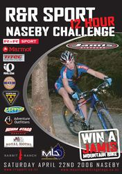 The Naseby Forest 12 Hour Mountain Bike Event