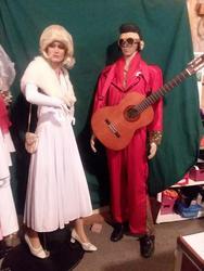 Elvis & Marilyn Monroe
