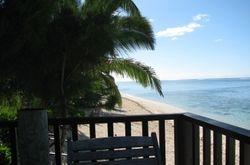 Moana Sands Beachfront Hotel. Plage