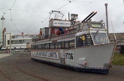 Blackpool F736, the Frigate