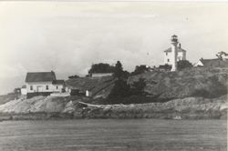Discovery Island Light station