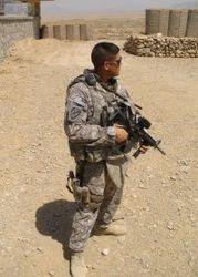 Sgt Noel Russell Gerig