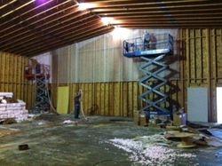 Insulation Stage!