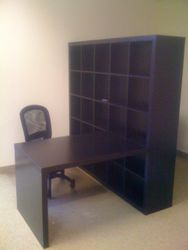 ikea expedit desk installation service in Baltimore MD