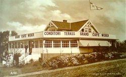 Grand Cafe Weber 1953