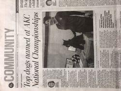 Santa Cruz Sentinel News clip - Imo Lawton