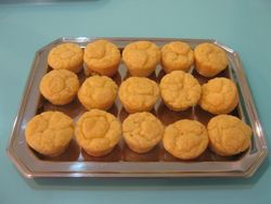 MUFFINS QUESO