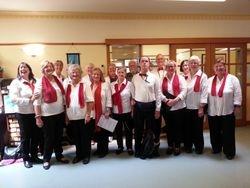 Whittlesea Township Choir at Dianella Kilmore