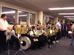 Honor Flight  Nov 7 2009