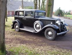 Nash Ambassador Eight '32