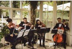 Michael John String Quartet 2018