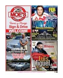 MOES AUTO SALES / ANDY ANDY / LUIS MIGUEL DEL AMARGUE