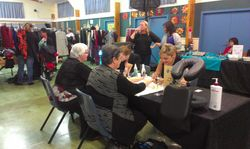 Frock Swap Pamper Evening