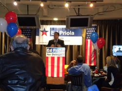 Ed Priola Campaign Launch Party 2
