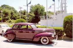 1940 Combination Coupe