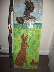 Look out Hares about !