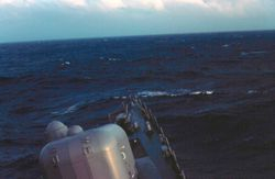 Alantic seas