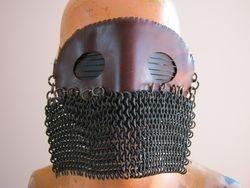 Tank crew splatter mask £150