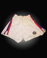 Admiral England 1975 Match Worn Away Shorts