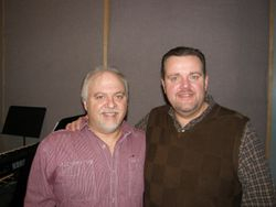 Tony Creasman and Chris