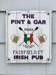 The Pint & Oar Bar Sign
