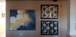 Picture hanging installation in olney MD