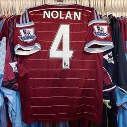 Captain Kevin Nolan 2014 poppy shirt.