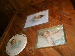 Bessie Pease Guttman vintage, antique prints, lithographs, art work