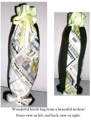Earthenware Bottle Bag