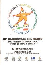 1998 - Piombino, Italy