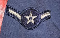50's Blue-Ike Jacket: