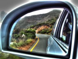 Road trip reflection