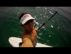 Anna Maria Stand Up Paddleboarding