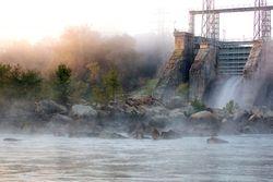 Lake Wylie Dam