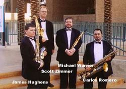 Desert Wind Sax Quartet